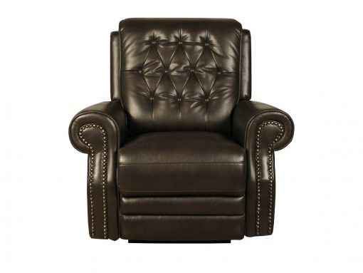 Ashbourne Buffalo Brown 3 Seater Recliner Sofa-2113