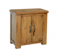 Henley Solid Pine 2 Door Cupboard-0