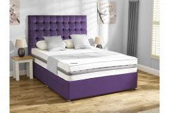 Mammoth Beds Performance 270 Super Soft Small Double Divan Bed