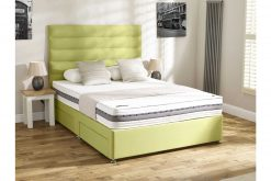 Mammoth Pocket 1600 Double Divan Bed 9