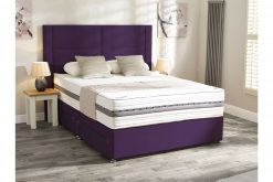"Mammoth Beds Mammoth ""Mammoth"" Double Divan Bed-0"