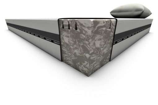Mammoth Performance 240 Firm Small Double Divan Bed 4