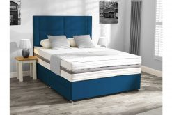 Mammoth Beds Performance 2000 Pocket Super Soft Super Kingsize Divan Bed