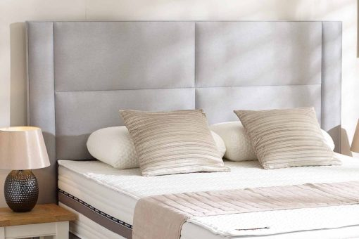 """Mammoth Beds Mammoth """"Mammoth"""" Small Double Divan Bed-3808"""