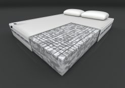 Mammoth Performance 240 Firm Kingsize Mattress-6920