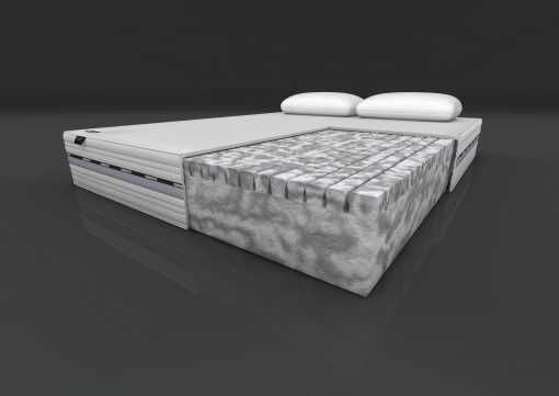 Mammoth Performance 240 Firm Kingsize Mattress-6919