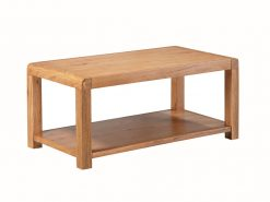 Oakridge Solid Oak Coffee Table