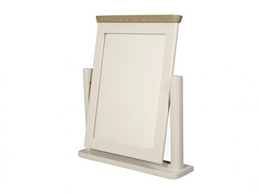 Treviso Painted Oak Mirror