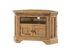 Annaghmore Lyon French Corner Tv Unit