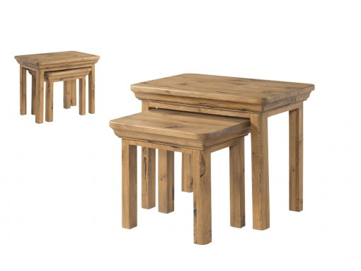 Annaghmore Lyon French Nest Of Tables