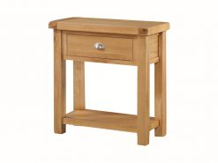 Newbridge Solid Oak Medium Hall Table