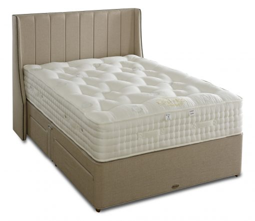 The Healthbeds Kensington 4500 Super Kingsize Divan Bed