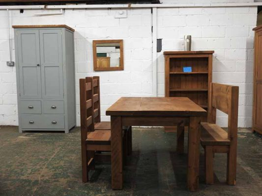 The Really Solid Furniture Company - Visit our Showroom - 15 Briars Lane, Lathom, Lancashire, L40 5TG