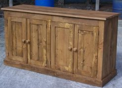 The Really Solid Furniture Company | Antique 4 Door Sideboard