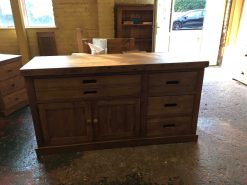 The Really Solid Company | French Farmhouse Reclaimed Pine Sideboard