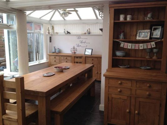 The Really Solid Furniture Company - Bespoke Solid Wooden Dining Room Furniture