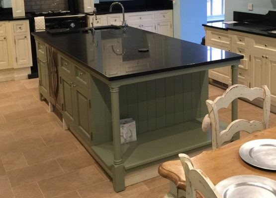 The Really Solid Furniture Company - Bespoke Kitchen Island Unit