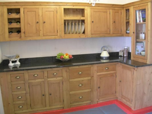 The Really Solid Furniture Company - Bespoke Solid Wooden Fitted Kitchen