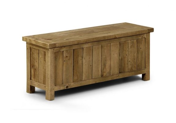 The Really Solid Furniture Company - Solid Wooden Toy Box