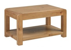 Annaghmore Capri Rustic Oak Coffee Table
